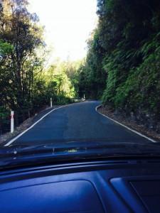 Akatarawa Road - click for larger